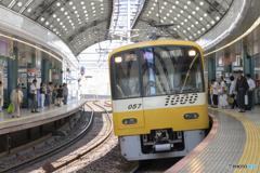 はじめての黄色い電車