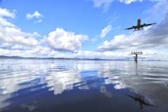 宍道湖リフレクション