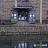 運河の妙、小樽、冬