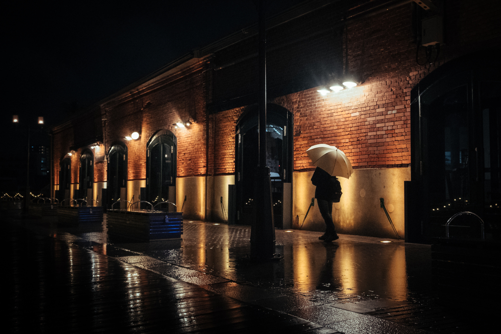 Red Brick Warehouse in Kobe
