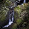 Small Waterfall in Kasiwagi Mountain Osa