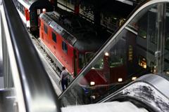 ディーゼル列車