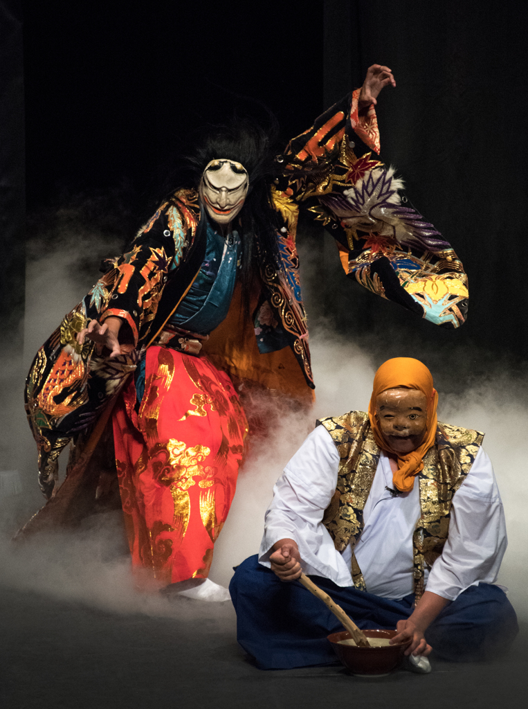広島 : 神楽