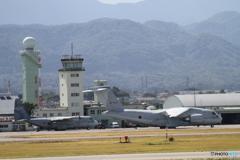 制空カラーコンビ C-2 C-130H