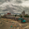 工事現場(水平360度パノラマ)