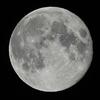 令和最初の満月(月齢14.7)