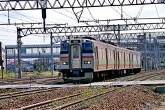 札幌行き普通列車