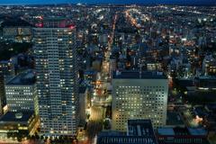 D'グラフォート札幌ステーションタワー&札幌第1合同庁舎