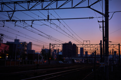 Magic Hour at NAEBO Station 3