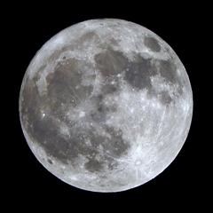 月齢15.4(満月)