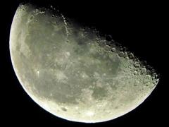 月齢21.9(下弦の月)・・・換算3,456㎜相当