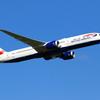 ブリティッシュ・エアウェイズ Boeing 787-9 G-ZBKL