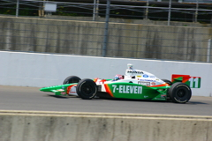 Andretti Green Racing T.カナーン NO,11