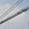ガラスの吊り橋