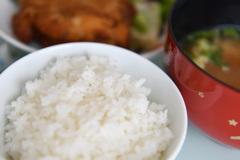大国産「越光」食レポ