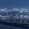 千葉から東京を