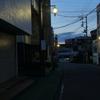 夜明けの田舎町 IMG_0073-2