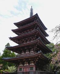 醍醐寺  五重の塔