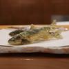 若鮎の天ぷら