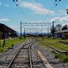 美濃赤坂線から西濃鉄道昼飯線へ