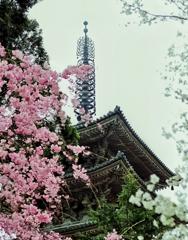 五重の塔 相輪