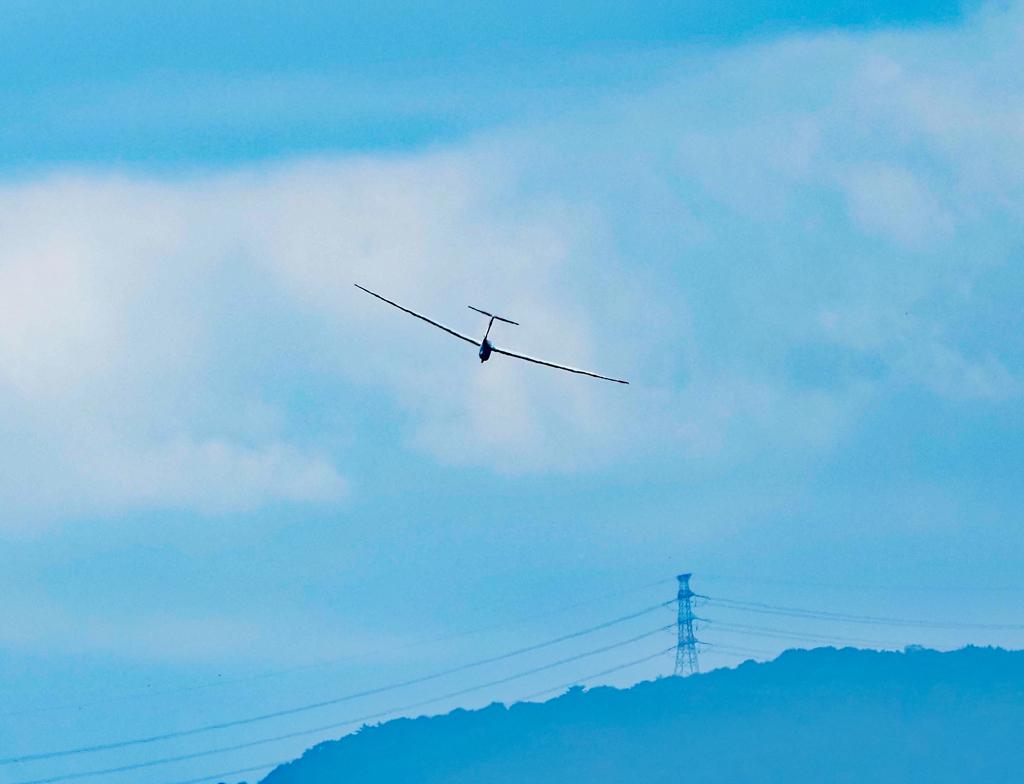 風に乗って グライダー 11