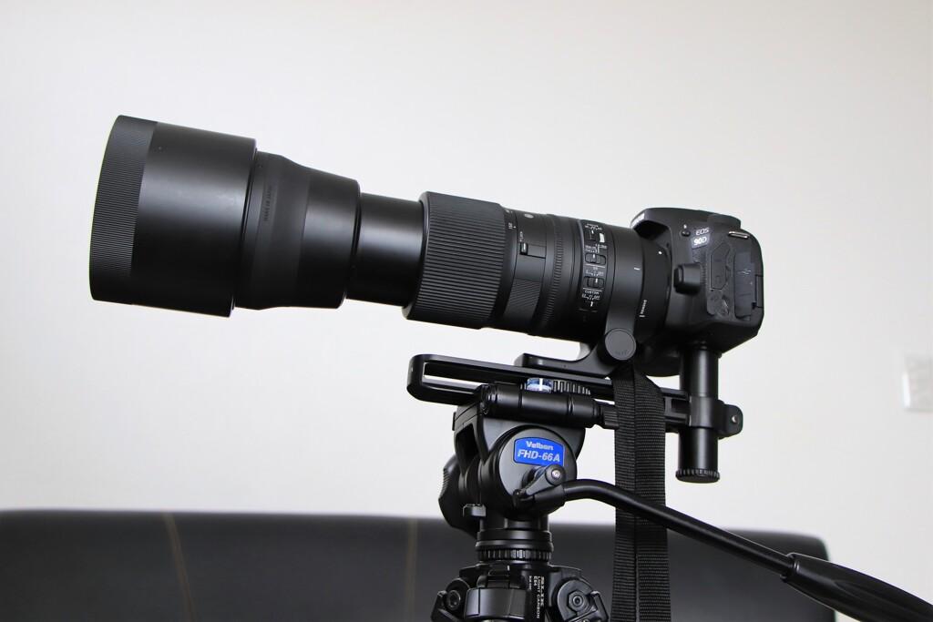 貧乏カメラマン ビデオ雲台導入