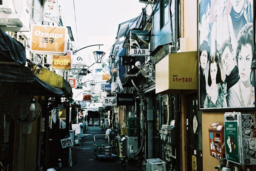 新宿街路Ⅰ