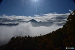 秩父の雲海