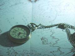 おうちdeフォト「時の旅人」