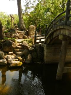西宮戎神社 庭園