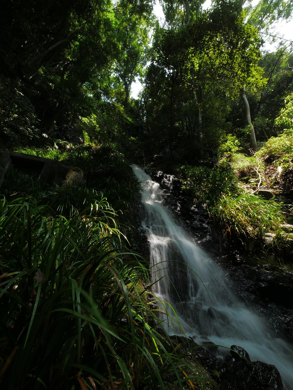 水無瀬の滝1