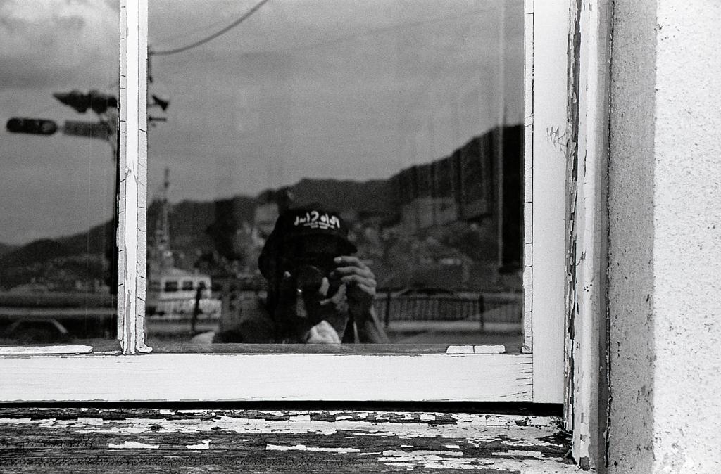 回想録(College Days)067「過去を映す窓」