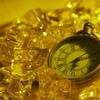 おうちdeフォト「時は黄金の輝きなり」