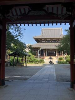 東京の善光寺