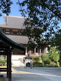 東京南青山の善光寺