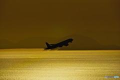 A321(出発)