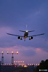 A321(到着)