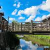 小江戸佐原の樋橋(とよはし)