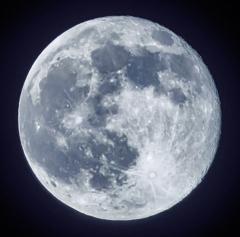 3月の満月「ワームムーン」