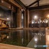 新木鉱泉の大浴場