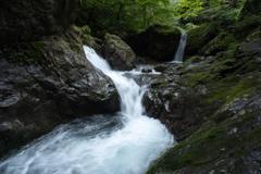 岩戸岩の滝