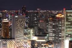 スカイタワーからの夜景2