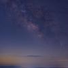雲海と星。②