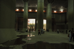 埼玉の地下神殿。7