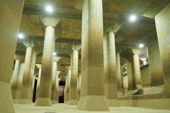 埼玉の地下神殿。8