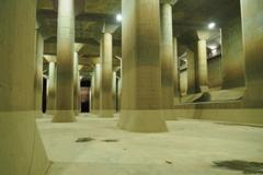 埼玉の地下神殿。6