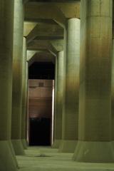 埼玉の地下神殿。5