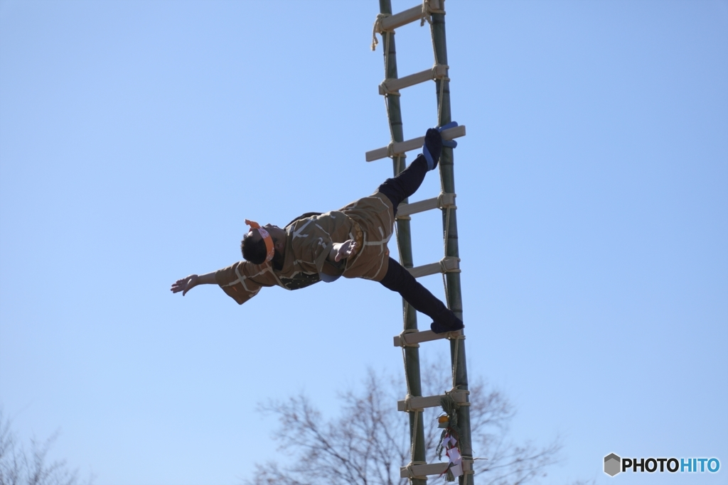 出初め式と消防訓練6