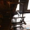 三渓園 機織り機